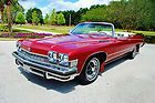 Absolutly pristine 1974 Buick Lesabre 455 Convertible just 51335 miles loaded