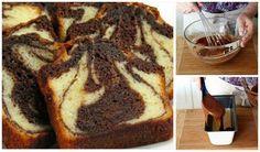 Heimgourmet zeigt Schritt für Schritt, wie ein saftiger Marmorkuchen mit Nutella gelingt.