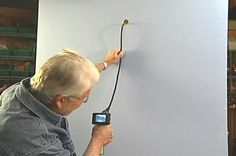SeaSnake Inspection Camera - A Way to See Inside Walls • Ron Hazelton Online • DIY Ideas & Projects