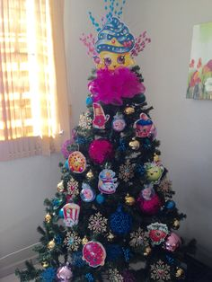 Shopkins Christmas Ornaments (Set of 9) | Shopkins, Christmas ...