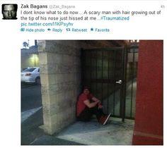 Oh, Zak Bagans... :-D