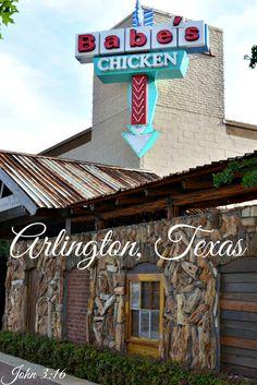 Arlington, Texas Babe's Chicken #Babe's Chicken #Texas #travel #chicken