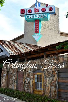 Arlington, Texas Babe's Chicken #Babe's Chicken #Texas #travel #chicken