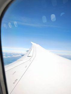 Boeing 787 Dreamliner - Always my favorite view