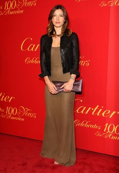 Jessica Biel Photos: Cartier 100th Anniversary in America Celebration - Red Carpet