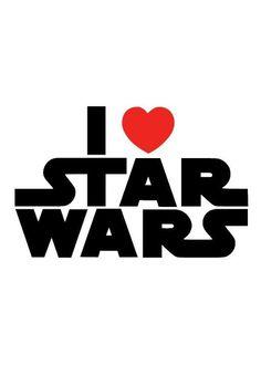 ~ I LOVE Star Wars!