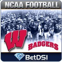 Wisconsin Badgers College Football Betting Lines 2014🏈 National Championship Odds: 37-1✌ www.betdsi.com/...