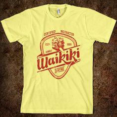 Wakiki Surfing Instructor