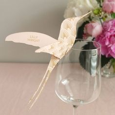 decodence place cards by eagle eyed bride   notonthehighstreet.com An alternative for those wanting a vintage style wedding. These are delicate and admirable every little detail counts these are not just a piece of card to discard to one side.
