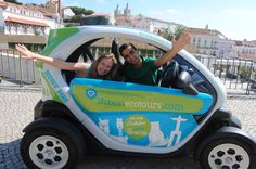 Lisbon Old Town and Downtown Tour in an Electric Car with GPS Audio Guide Get on board a Twizy, a 100% electric car, and explore Lisbon with all its beauty, history and culture! Discover the historic center of the city and find out about downtown Lisbon, while the GPS audio guide explains the many stories, curiosities and points of interest in a fun and informative way. Find out all about the city's secrets during this 2-hour tour! Equipped with an automatic gearbox an...