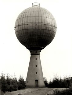 Bernd and Hilla Becher: Water Towers (First Printing)