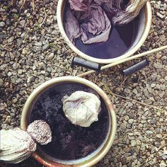 Natural Dyeing Part II