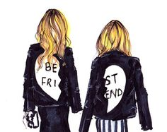 """More illustrations LINE BOTWIN """"girly illustrations """" #chic #fashion #girly #illustration  Vanity by Melsys on Etsy"""