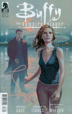 Buffy the Vampire Slayer: Season 10 (2013) Issue #18