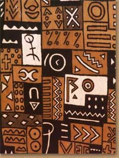 Discover recipes, home ideas, style inspiration and other ideas to try. Arte Tribal, Tribal Art, Tribal Prints, Tribal Patterns, Textile Patterns, Print Patterns, African Textiles, African Fabric, Kunst Der Aborigines
