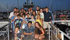 Elba/Vela: l'agonistica CVMM partita per i Campionati Nazionali Giovanili