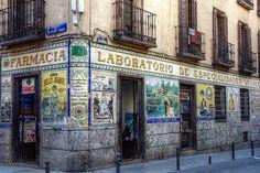 Farmacia Juanse (1898) | Pharmacy, Madrid, Spain