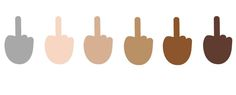 Middle Finger Emoji, Everyone's Most-Desired Emoji, Comes to One Platform