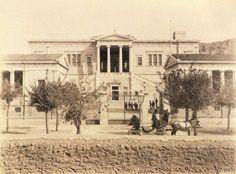 1900 ~ National Technical University of Athens (Polytechnio)