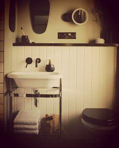 A Swedish countryside bathroom how we like it. design by Countryside, Interior Design, Bathroom, Nest Design, Washroom, Home Interior Design, Interior Designing, Full Bath, Home Decor