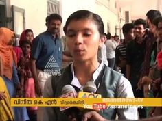 Youth day Celebration at Kanjirappally St Dominic's College - YouTube