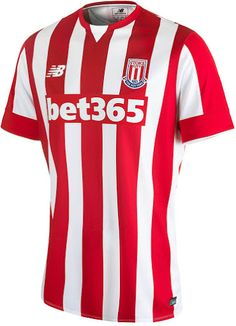 de1946e5f The Stoke City Home and Away Kits are the first Stoke City Shirts by New  Balance. The New Balance Stoke City Home Kit is classical