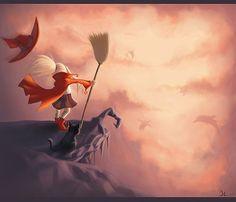 Inspiring Illustrations by Matt Lau