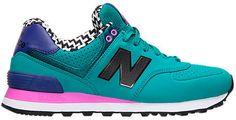 New Balance Women's 574 Acrylic Casual Shoes