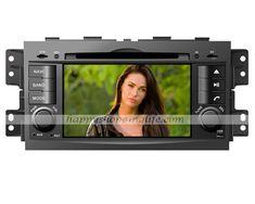 Kia Borrego Android Radio DVD Navi with Digital TV 3G Wifi