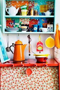 Beautiful kitchen- Retrovilla