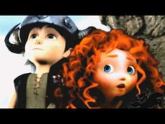 "Mericcup (Little Merida/Hiccup , Teen Merida) ""A Thousand Years"" (Mep part)"