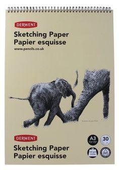 Derwent Sketch Pad A3 100GSM
