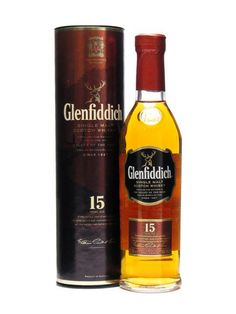 Glenfiddich's 15 year old