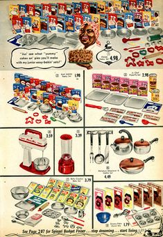1955 Spiegel Christmas Catalog