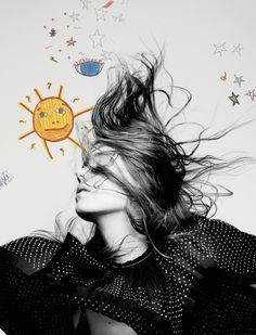 Sølve Sundsbø — Spring Summer 2016 — Love Magazine