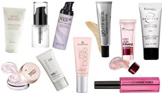 Best Primers for Long-Lasting Makeup Makeup Tips For Oily Skin, How To Apply Makeup, Applying Makeup, Makeup Drawer Organization, Makeup Storage, Eyeshadow Primer, Makeup Primer, Matte Makeup, Makeup Cosmetics