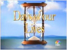 """""""Like sands through the hourglass, so are the days of our lives."""""""