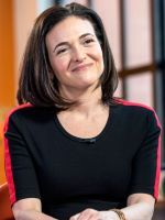 """Inspiring Career Advice From The Coolest Women In Tech #refinery29  http://www.refinery29.com/career-advice-from-women-in-tech#slide-10  Sheryl Sandberg, COO Of Facebook""""The most important thing we can do is to get women to start out in their career assuming they want to stay in."""""""