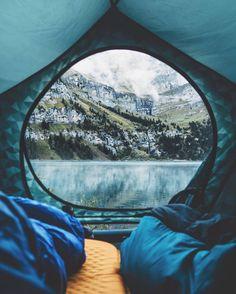 Waking up to this Switzerland Thomas Leo Photography