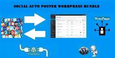 Social Auto Poster WordPress Bundle by CodeRevolution - https://codeholder.net/item/wordpress/social-auto-poster-wordpress-bundle-coderevolution