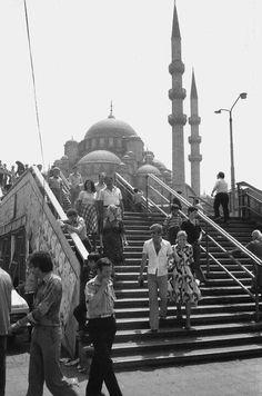 #Eminönü, 1978... #istanbul #istanlook