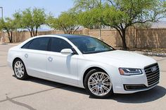 nice Audi: A8 4dr Sedan 4.0T 2015 audi a 8 l 113 k msrp b o luxury package pano driver assist comfort plus hud