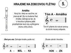Výsledek obrázku pro zobcová flétna noty pro děti Sheet Music, Math, Country, Rural Area, Math Resources, Country Music, Music Sheets, Mathematics