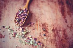 Flowers spices # 3 by Lagunova_Maya on Creative Market