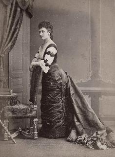 Princess Louise of Great Britain, Duchess of Argyll. Circa 1877