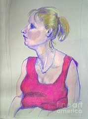 Joyce Sloanim - She Wore Pearls