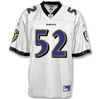 Reebok Baltimore Ravens - Lewis 52 Away Replica NFL Baltimore Ravens - Lewis 52 Away Replica NFL Jersey. http://www.comparestoreprices.co.uk/sportswear/reebok-baltimore-ravens--lewis-52-away-replica-nfl.asp
