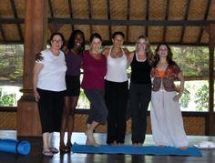 Goddess retreat - Bali 2010