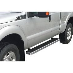 Black for F-250 and F-350 Super Duty SuperCab 2011-2016 Duratrek 3 Inch Side Step Bars