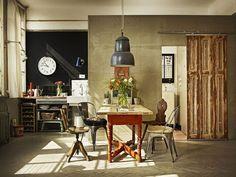 Aujourd'hui, je vous propose donc de découvrir plusieurs solutions vous permettant d' agencer sa cuisine sur un mur pour gagner de l'espace.